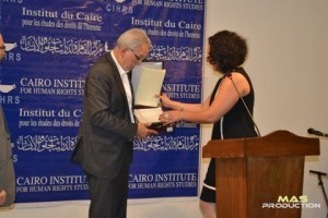 honors Kamal Jendoubi