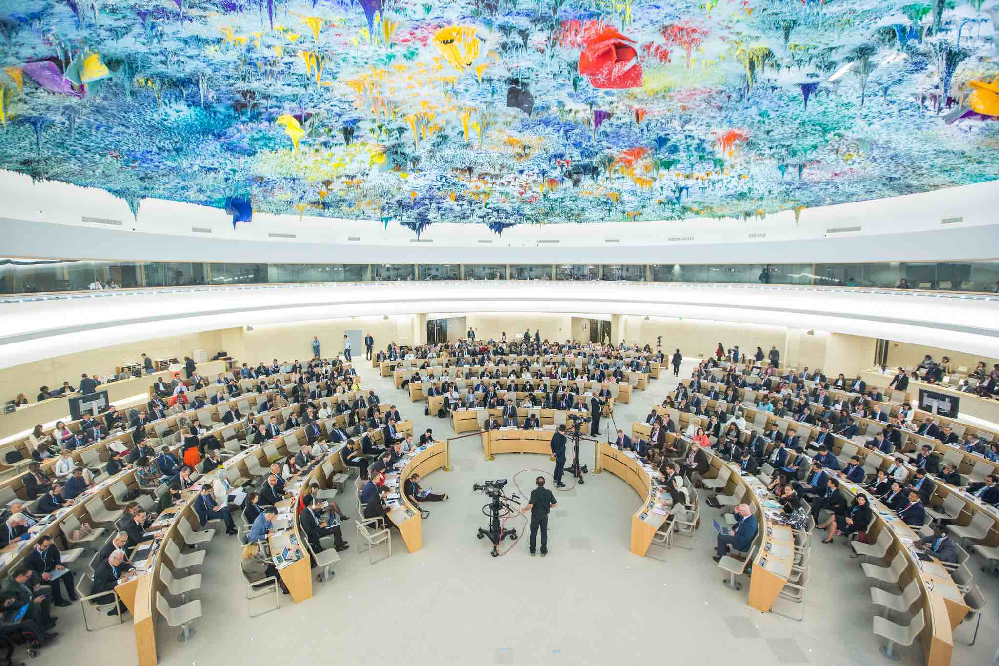 Human Rights Council special session on the situation in Palestine