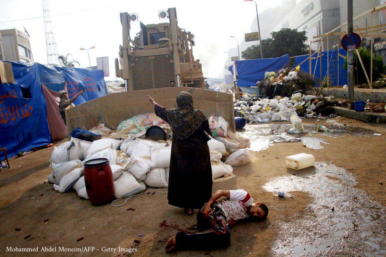Mohammed Abdel Moneim/Agence France-Presse — Getty Images