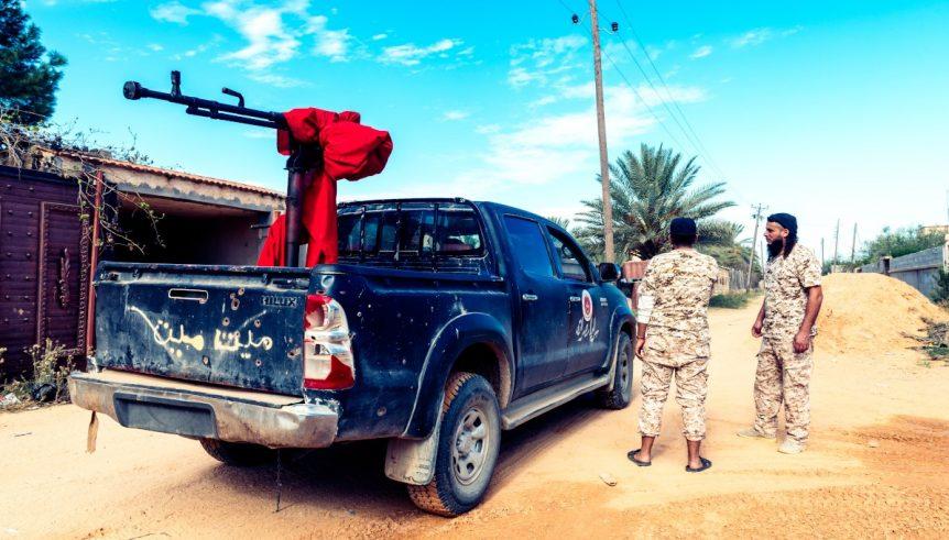 Tripoli, 4 December 2019. Karine Pierre / Hans Lucas via Reuters Connect